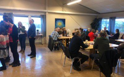 Familienbeuch in Norwegen